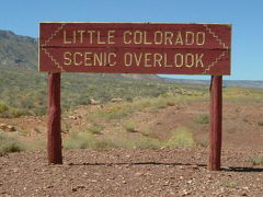 Little Colorado Scenic Overlook(リトル コロラド シーネック オーバールック)
