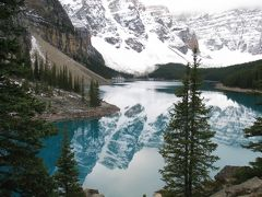 ■ カナダの旅 (5) ☆カナディアンロッキー ■ Trip of Canada (5) ☆Canadian Rockies
