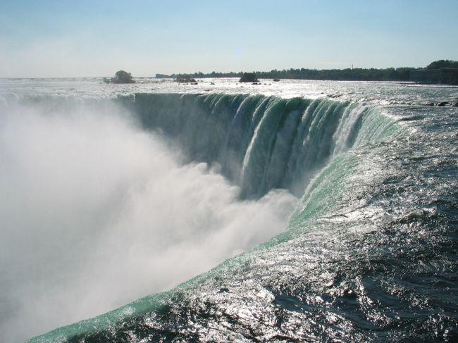■カナダの旅 (1) ☆ナイアガラフォールズ ■Trip of Canada (1) ☆Niagara Falls