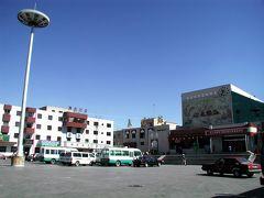 2005年、敦煌へ向けて出発・夏期