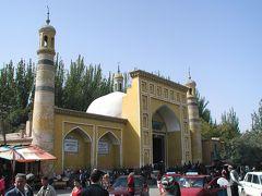 爺ぃの故郷、新疆莎車県へ!~喀什市訪問~