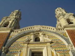メキシコシティー、プエブラ、グァダルーぺ