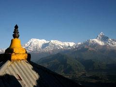 ヒマラヤ・ネパールの旅 5・・旅いつまでも・・