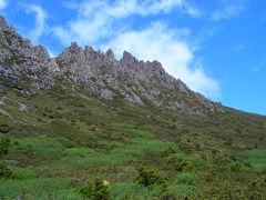 タスマニアドライブ&ハイキング(2) Dove湖周遊大回りハイキング 2005年11月