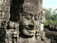 カンボジアの旅(2)・・「王国の救済」を目指したアンコールトム遺跡を訪ねて