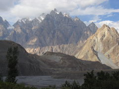 パパパパパキスタン旅行追加編 クンジュラブ峠までのみちのり2(復路)