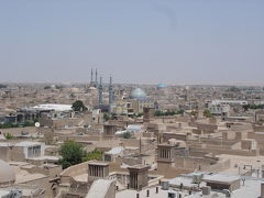 初イラン周遊 vol.2「古代街並みが残るYazd」