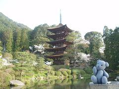 2006年瑠璃光寺五重塔ガイド日記