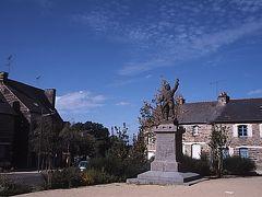 プレラン・ル・グランでのんびり    Plelan-le-Grand, France