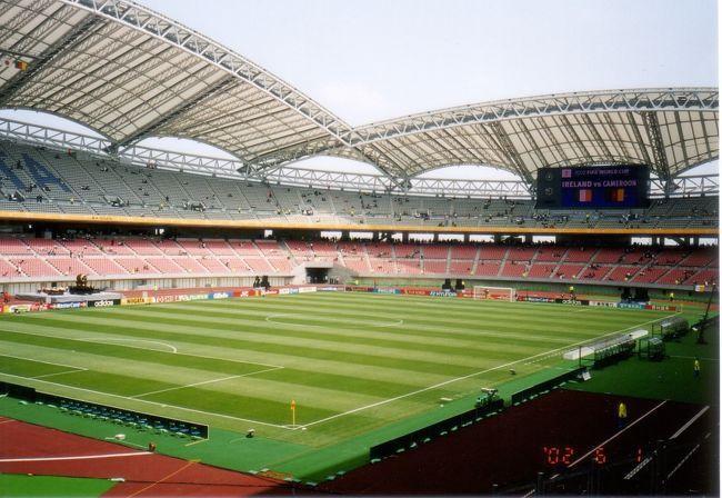 待ちに待ったワールドカップ2002日本+韓国同時開催!!これは本当に今までの歴史を考えると素晴らしきかな事!サッカー馬鹿のうちを唸らす程の興奮と臨場感をフィールドで味わうのだ!!