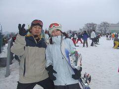 スノボ&スキー旅行へ!!