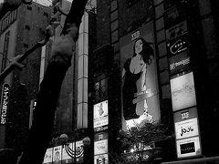 ケータイカメラで見た「ススキノ」夕~夜
