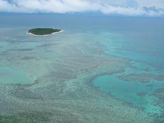 ■オーストラリア・ケアンズの旅 (2) ■ Trip of Australia Cairns<  Green Island > (2)