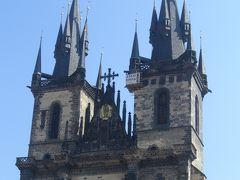 プラハ(百塔の街)