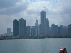 アメリカ中西部の最大都市シカゴ。