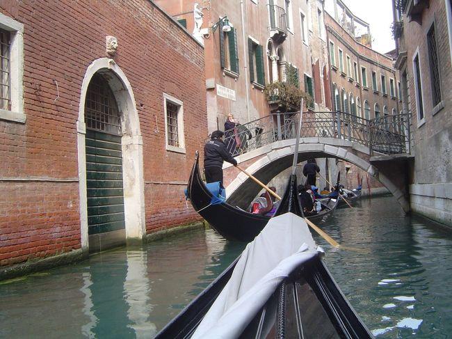 ちゃお~ いたりあ その2<br /><br />ヴェネツィア~フィレンツェ編です。