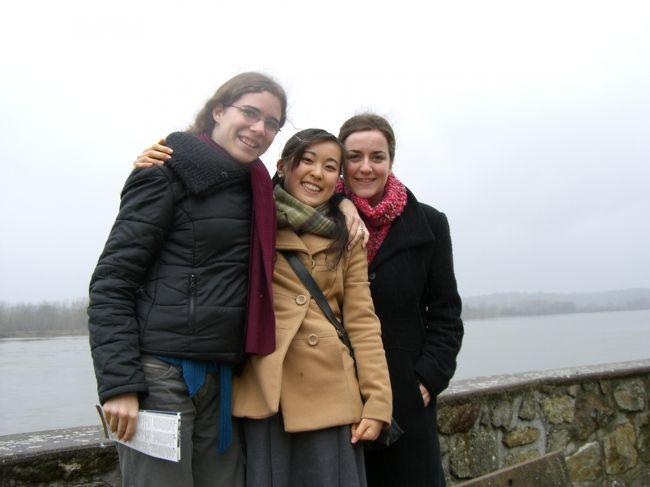 高校の姉妹校交流プログラムの日記☆<br />アンジェで過ごしたfamilie達との楽しいFrance<br />ロワール城のお城巡りFrance<br />そして締めくくりはParisのFrance