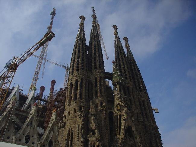 添乗員付き団体旅行でスペイン・ポルトガルへ行きました。<br />本当に忙しい旅でした。