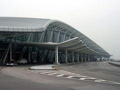 帰国とハプニング~広州新白雲国際空港~