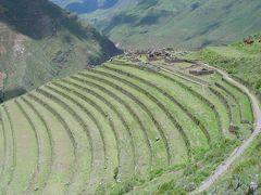 2006年ペルー・ボリビア・チリ旅行 3日目 聖なる谷ツアー -DE CUZCO A AGUAS CALIENTES-