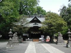 騎西町玉敷神社を訪ねて