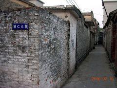 広州沙湾鎮紫坭村の巷里(胡同)散策