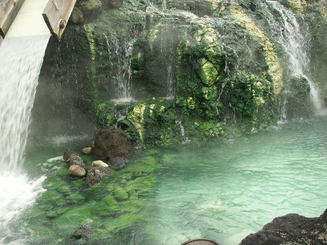 友達に誘われて、バス送迎つき草津温泉一泊4,725円のホテルに泊まって来ました。<br /><br /><br />