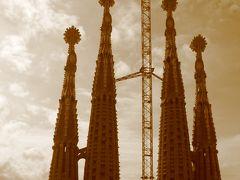 ? Sagrada Familiaで高所恐怖症を自覚!?