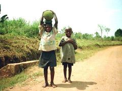 ウガンダの旅 ~チンパンジーの森へ~