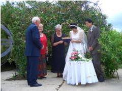 ニュージーランドぼらぼら旅行記2004 結婚しました