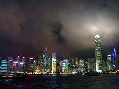 爺ぃ、3回目の香港紀行・其の1(3)~九龍公衆馬頭から香港島夜景~