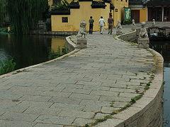 ★水郷の町≪錦溪≫へ(1) −上海旅游集散中心の1日観光バスで