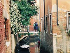 ヴェネツィア、なんと魅力的な都市・・・1991(2)