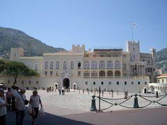 ニースからモナコへ~モナコ大公宮殿とその周辺~