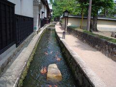 「コイのまち」: 飛騨古川