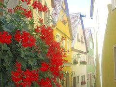 中世の街☆ローテンブルク・ドイツ