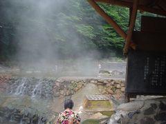 草津: 「応徳温泉・くつろぎの湯」 と 「尻焼温泉」