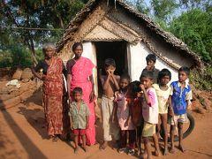 南インド タミル・ナドゥ 農村地帯の旅