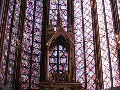 サント・シャペル ~華麗なステンドグラスに囲まれた聖堂~【パリ1日目】