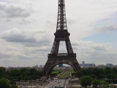 パリの観光 ~マドレーヌ寺院・エッフェル塔など~