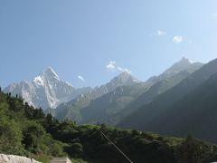 中国四川省の旅(2)・・四姑娘山、パンダ保護センターと松潘を訪ねて
