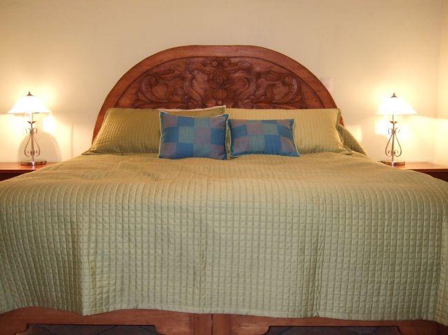 世界遺産ケレタロの歴史地区にあるオープンしたばかりのB&B「Quinta Zoe」に1泊しました。とても良い宿でしたよ!