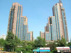 北京で12泊した陽光広場