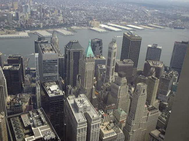 ニューヨークのアールデコ建築(6) ロァー・マンハッタンの