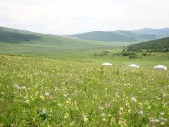 モンゴル大草原の旅 2・・旅いつまでも