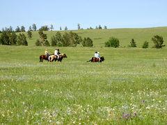 モンゴル大草原の旅 4・・旅いつまでも