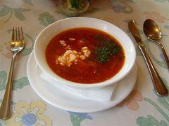 夏の東欧旅行 ~ロシア料理の源流、ウクライナ料理を食す~