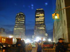 9・11の跡地を訪問