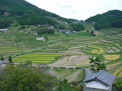 「日本の棚田百選」に選ばれた岡山の棚田を訪ねて