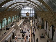 Voyage;Paris ★3日目~オルセー美術館を堪能★ 9/17(日)